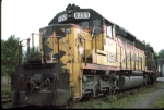 CSX SD40-2 8259